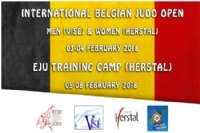 1e International Belgian Judo Open Women, Herstal.